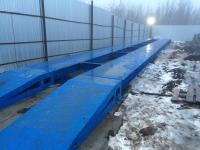Фото автомобильные бесфундаментные весы ВАТ Станица 60 тонн, 18 метров колейное исполнение